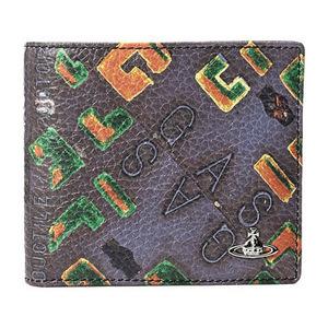 维维安·韦斯特伍德(Vivienne Westwood) 男士皮夹 #Multi