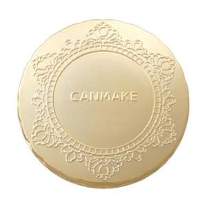 【控油不脱妆】Canmake棉花糖控油蜜粉饼10g #MB自然 #マットベージュオークル