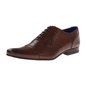 泰德贝克(Ted Baker) 男士牛津鞋 #Brown Leather