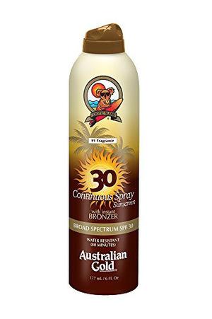 澳洲黄金(Australian Gold) 防晒乳液 全身 SPF 30+ (230ml)