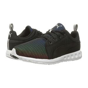 彪马(PUMA) 男士运动鞋 #Puma Black/Puma Silver