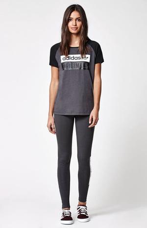 阿迪达斯(Adidas) 休闲裤 #DARK GRAY