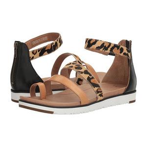 UGG 女士休闲凉鞋 #Chestnut Leopard