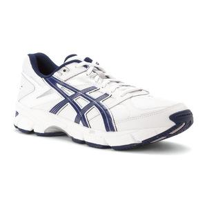 亚瑟士(Asics) 训练鞋 #White/Navy/Silver