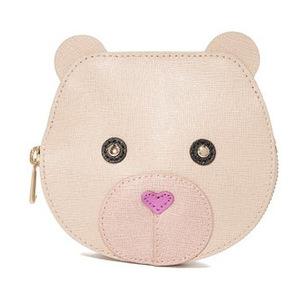 芙拉(Furla) Allegra 小巧熊零钱袋 #Acero