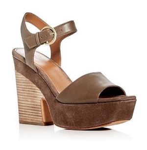 Marc Fisher Ltd. 女士凉鞋 #Medium Green