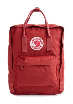 北极狐(Fjallraven) 防水双肩背包 #Ox Red