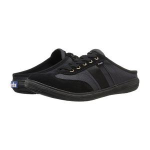 科迪斯 女士帆布鞋 #Black 1