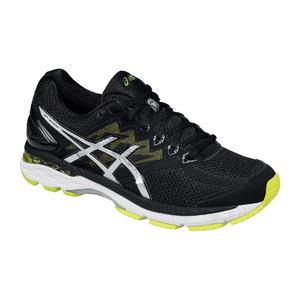 亚瑟士(Asics) 跑鞋 #Black/Silver/Lime