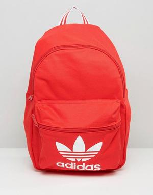 阿迪达斯(Adidas) 女士双肩包 #Red