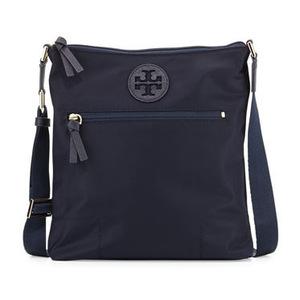 汤丽柏琦(Tory Burch) Ella 尼龙 Swingpack Bag #FRENCH GRA
