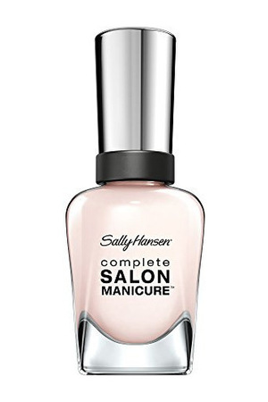 莎莉汉森(Sally Hansen) Complete Salon Manicure #深藕红 We Dance? #Shell We Dance?