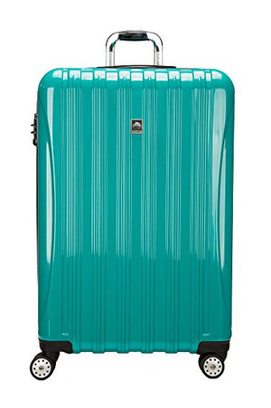 DELSEY Paris Delsey Luggage 29 Inch Expandable Spinner Trolley #翠绿 #Emerald Green