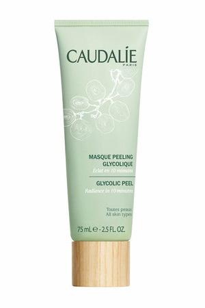 欧缇丽(Caudalie) 葡萄籽去角质更新亮肤面膜75ml 深层清洁 滋养肌肤