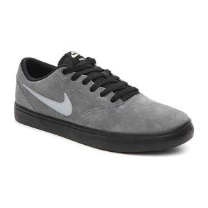耐克 SB 格子日光运动鞋  Mens #GreyBlack #Grey/Black