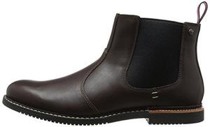 添柏岚(Timberland) 男式切尔西靴子,棕色 #Red/Brown Smooth