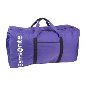 """新秀丽 32.5寸 超大号""""跑路""""旅行袋-紫色 #Purple"""