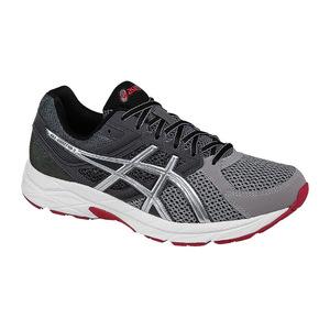 亚瑟士(Asics) 跑鞋 #Dark Grey/Silver/True Red