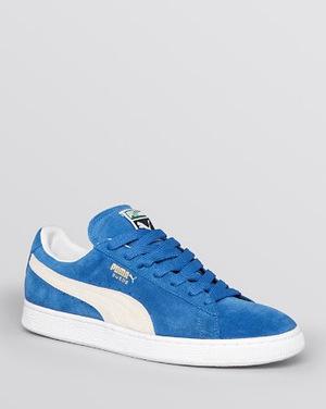彪马(PUMA) 休闲鞋 #Olympian Blue/White