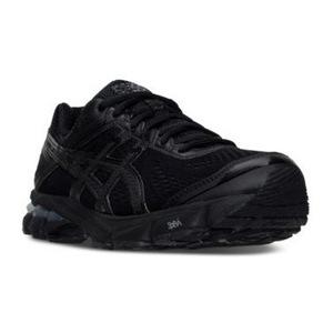 亚瑟士(Asics) 女士板鞋 #BLACK/ONYX/BLACK