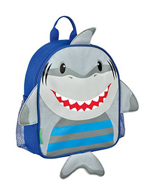 史蒂芬·约瑟夫(Stephen Joseph) Mini Sidekicks 双肩包 #Shark
