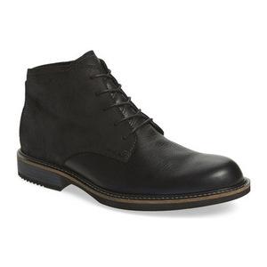 爱步 Kenton Plain Toe Boot #黑色 #Black