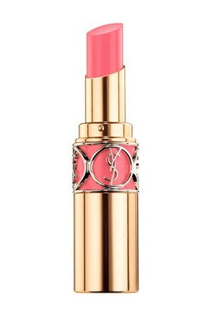 圣罗兰(Yves Saint Laurent) 【粉嫩粉嫩的 喜欢糖果粉的妹子可以选择】-莹亮纯魅口红-31 Fuchsia Tourbillon