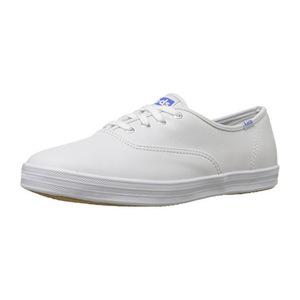 科迪斯 女士休闲鞋 #White Leather