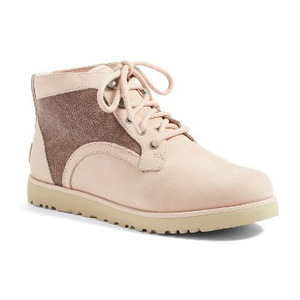 UGG® UGGBethany  经典 Slim 防水高帮皮马靴 Boot 女士 #Quartz 牛巴革真皮 #Quartz Nubuck Leather