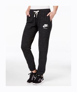 耐克 女士运动裤 #Black