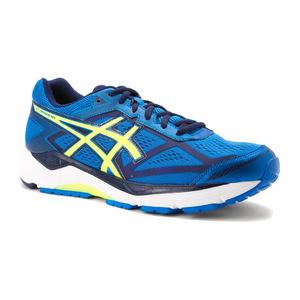 亚瑟士(Asics) 跑鞋 #Electric Blue/Flash Yellow