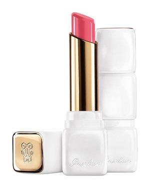 娇兰(Guerlain) 【杨洋代言 颜色美 滋润度高 淡淡玫瑰花香】kiss kiss法式之吻 玫瑰有色润唇膏 #R373 Pink Me Up