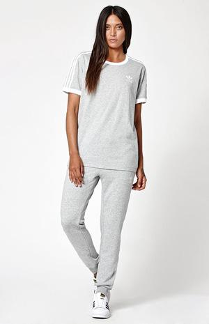 阿迪达斯(Adidas) 休闲裤 #GRAY
