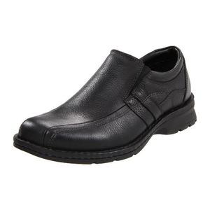 道格斯(Dockers) 男式Caper无鞋带休闲皮鞋 #Black