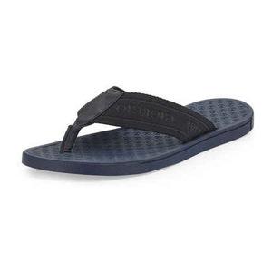 乔治·阿玛尼 男士凉鞋 #BLUE