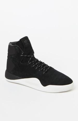 阿迪达斯(Adidas) 高帮鞋 #BLACK/WHITE