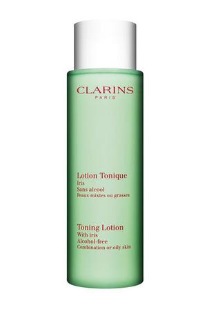 娇诗韵(Clarins) 娇韵诗 平衡柔肤水 200ml 深层清洁 控制油脂分泌 收缩毛孔 绿水爽肤水