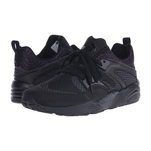 彪马(PUMA) 男士运动鞋 #Black/Dark Shadow