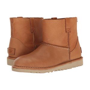 UGG 女士短靴 #Chestnut