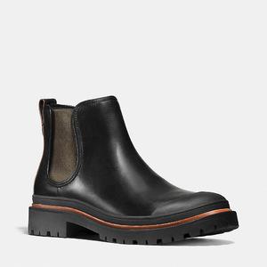蔻驰(Coach) 男靴 #BLACK