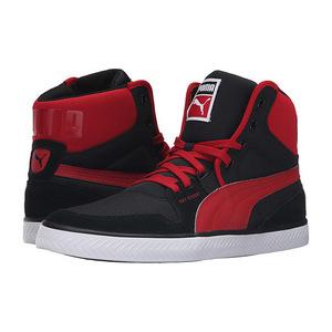 彪马(PUMA) Sky Street男鞋 #Puma Black/Barbados Cherry