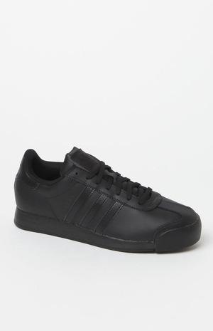 阿迪达斯(Adidas) 低帮鞋 #BLACK/BLACK