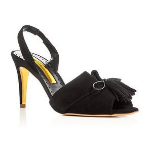 Rupert Sanderson 女士凉鞋 #Black