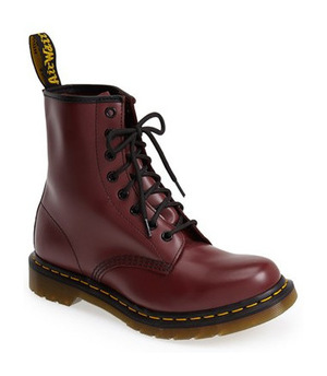 马丁靴(Dr. Martens) 马丁靴 #Cherry