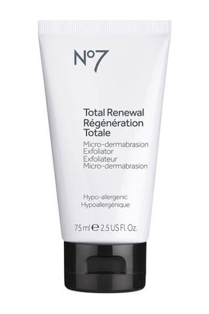 Boots No7 Boots No.7 Total Renewal MicroDermabrasion Exfoliator