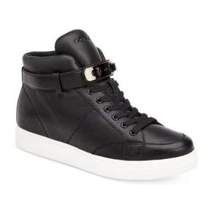 蔻驰(Coach) 女士板鞋 #BLACK