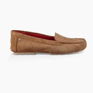 UGG 平底鞋 #Select color CHESTNUT
