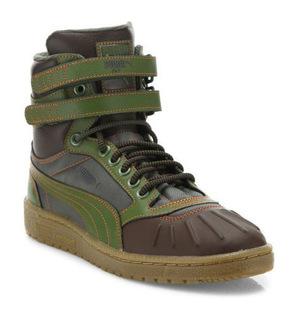 彪马(PUMA) 男靴 #Brown