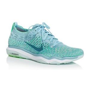耐克 休闲鞋 #Mica Blue/Smoke Blue/Electro Green