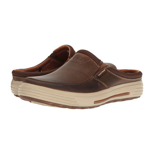 斯凯奇 男士拖鞋 #Brown